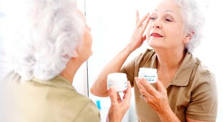A Importância da limpeza de pele na terceira idade