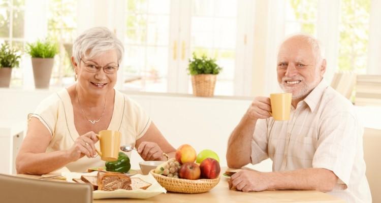 idosos bem nutridos