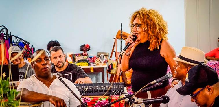 Resenha das Pretas - Cassiana Pérola Negra, Dayse do Banjo e Gabrielzinho do Irajá