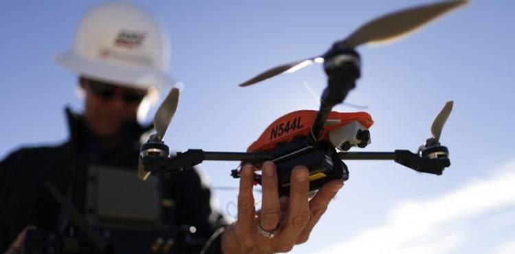 pilotos de drone
