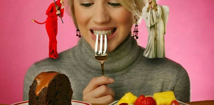 Vontade de comer não é fome! - Nutrólogo