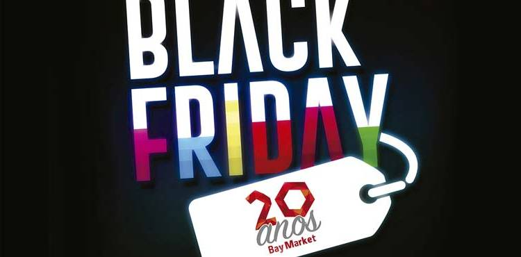 Shopping Bay Market participa da Black Friday