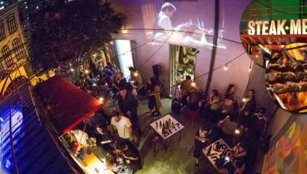 Steak Rio Botafogo promove Top Brechó de Natal