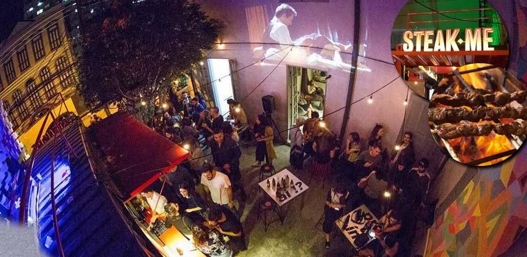 STEAK RIO Botafogo cria noite embalada com DJ Cyro