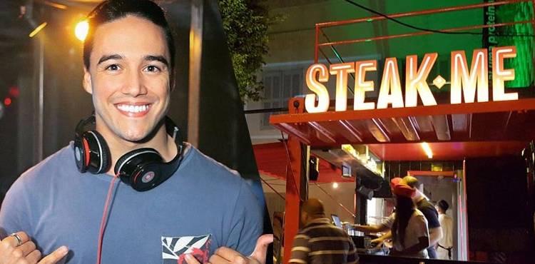 DJ Mel Angelim no STEAK RIO