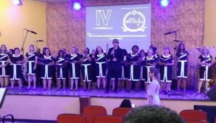 Pátio Alcântara apresenta o musical 'Noite de Esperanças' com o Coral Herdeiros da Promessa