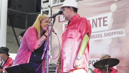 Banda Aeroporto Show retorna ao Baile do Via