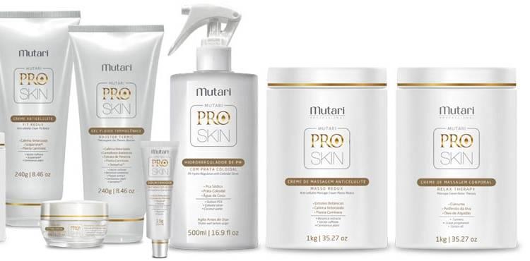 mutari pro skin produtos