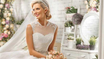 lavanderia vestido de noiva