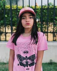 youtuber e muser Bela Almada