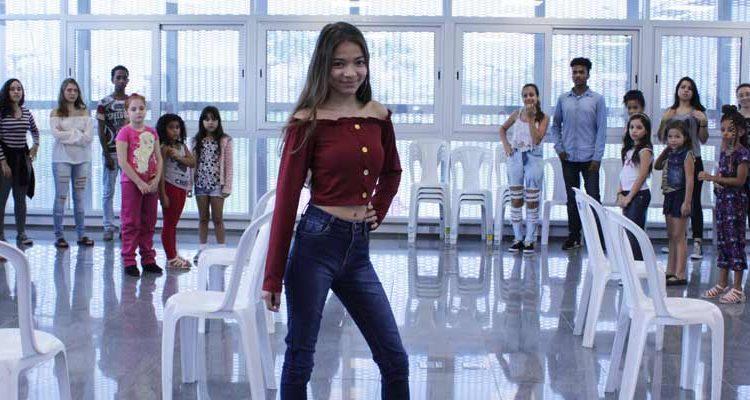 Dançando com a moda
