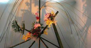 A arte da flor