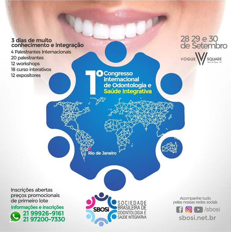 congresso internacional de odontologia  SBOI