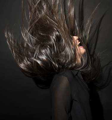 queda de cabelo ou capilar
