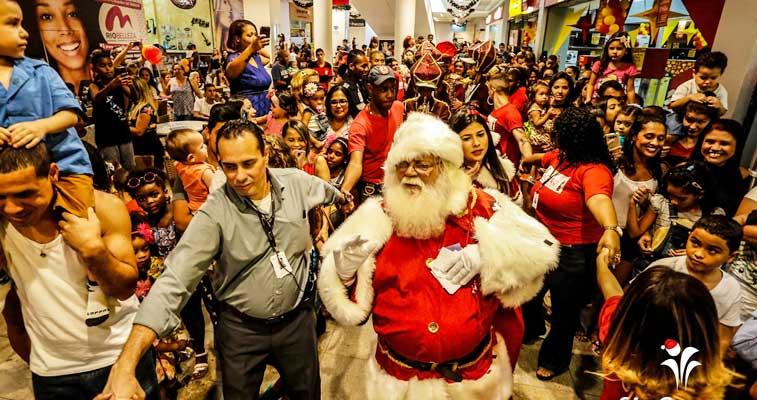 natal São Gonçalo shopping
