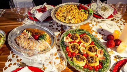 Ceia de Natal: Grife de Buffet D.A Gastronomia oferece menu especial para as festas de final de ano