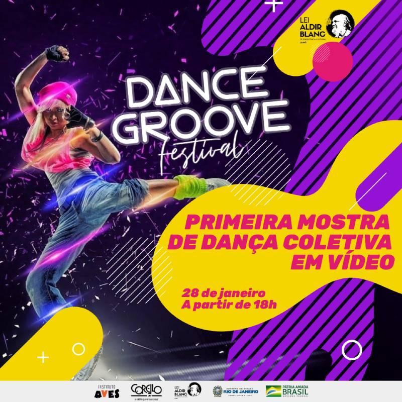 Dança coletiva online